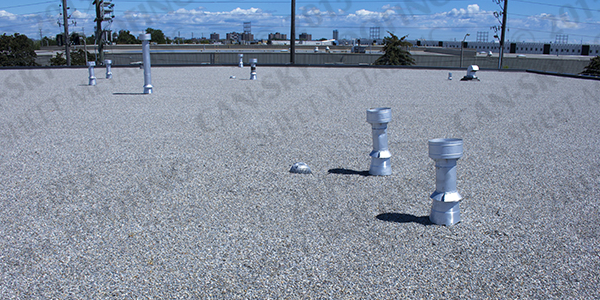 Built-Up Roofing Toronto - Flat Roofing Ontario - Can-Sky Roofing and Sheet Metal