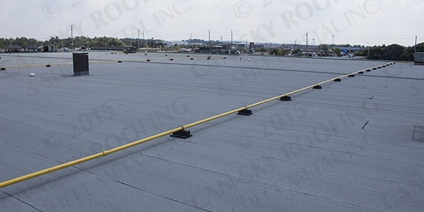 Modified Bitumen Roofing Toronto Can Sky Roofing And