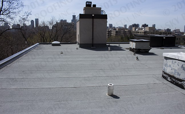 High Rise Roofing