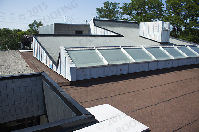 Medical Centre St Catharine S Ontario Can Sky Roofing