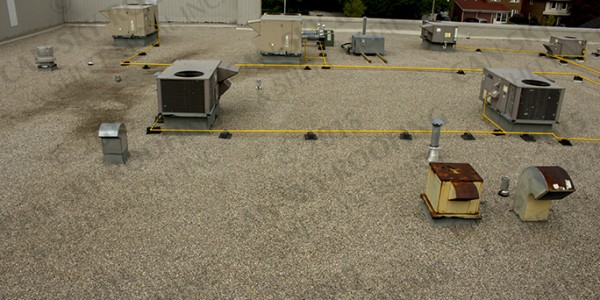 Flat Roof Replacement Toronto - Built-Up Roof Replacement Toronto - Commercial roofing Toronto - Can-Sky Roofing and Sheet Metal Inc.
