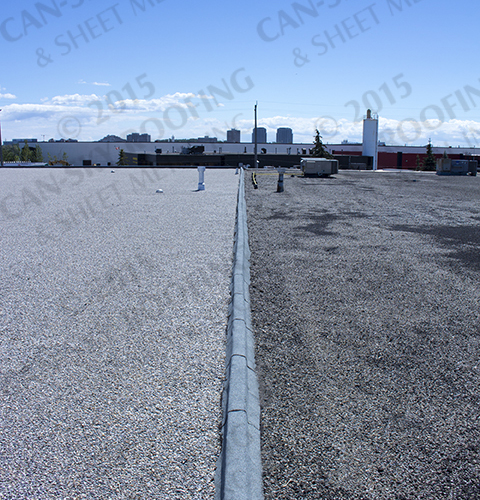 Built-Up Roofing Toronto - Can-Sky Roofing and Sheet Metal Inc.