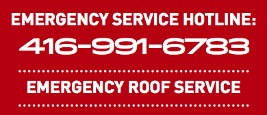 Emergency Roof Repair Toronto