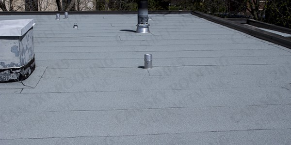 Modified Bitumen Roof Replacement Toronto