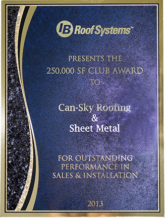 TPO Roofing - IB Roof Systems