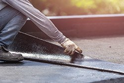 Commercial Roofing Vapour