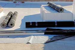 Vapour Retarder Installation Services from Commercial Flat Roofing
