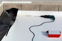TPO versus EPDM Commercial Flat Roofing Systems